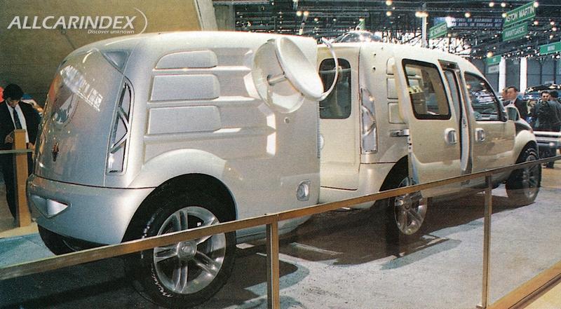 Renault Pangea