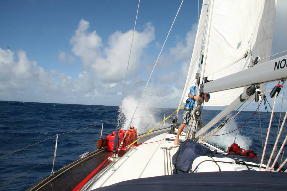 What I Learned From Sailing Across the Atlantic
