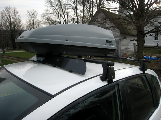 Yakima Roof Rack Question Unofficial Honda Fit Forums