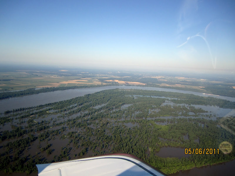 Angola Prison Flooding From Angola Prison Already