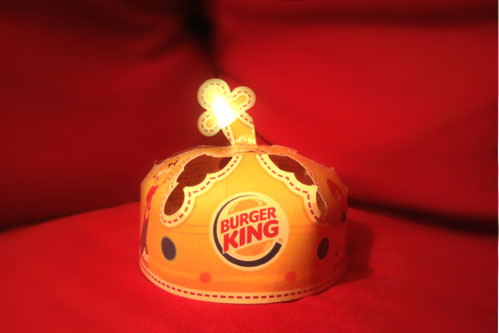 The Saint BK Crown
