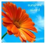 Wyróżnienie Sunshine Award od Aleksji1988