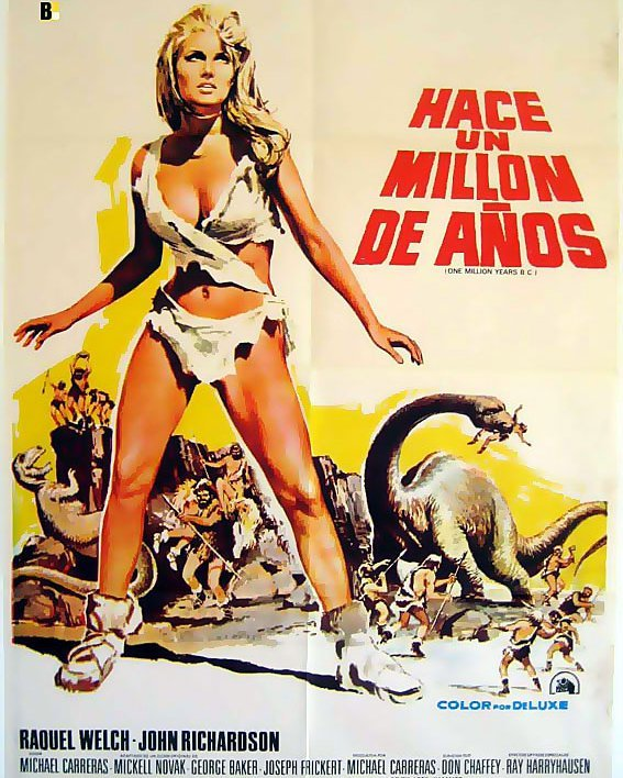Hace un millón de años (1966, Don Chaffey)