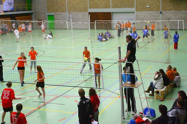 Haarlems Schoolvolleybal Toernooi