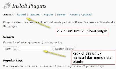 Menggunakan Filezilla untuk mengelola blog WordPress (2) : Menginstal plugin dan theme WordPress menggunakan Filezilla