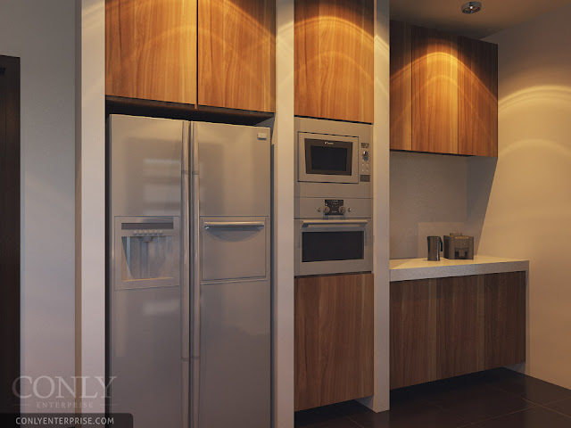 Kitchen Console Table Design