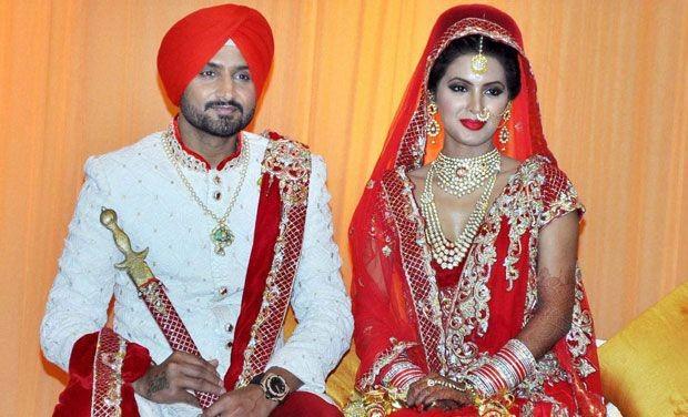 3. Geeta Basra (Harbhajan Singh)