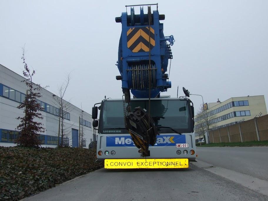 Les grues de MEGAMAX (Belgique) DSCF7747