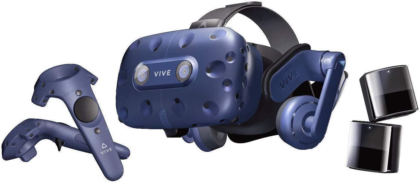 Система виртуальной реальности HTC VIVE PRO (стартовый набор)