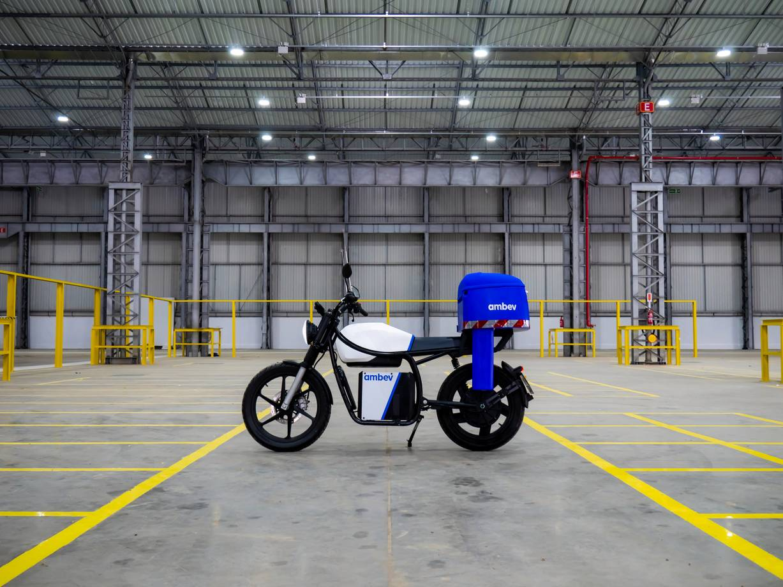 Conheça a Origem, startup brasileira que aluga motos elétricas para Ambev