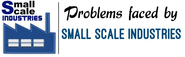 small scale Industry