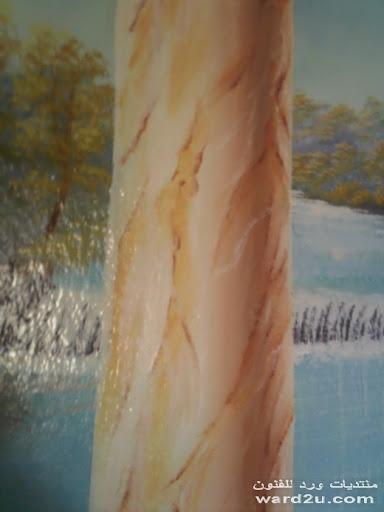 اول جدارية لي من تلمسان مع التحيه