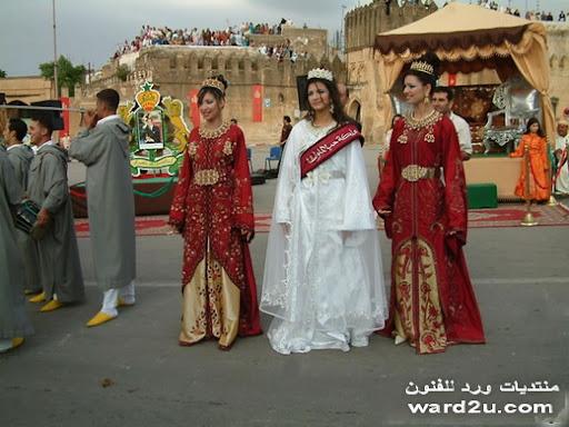 مدينه صفرو بالمغرب ومهرجان الكرز