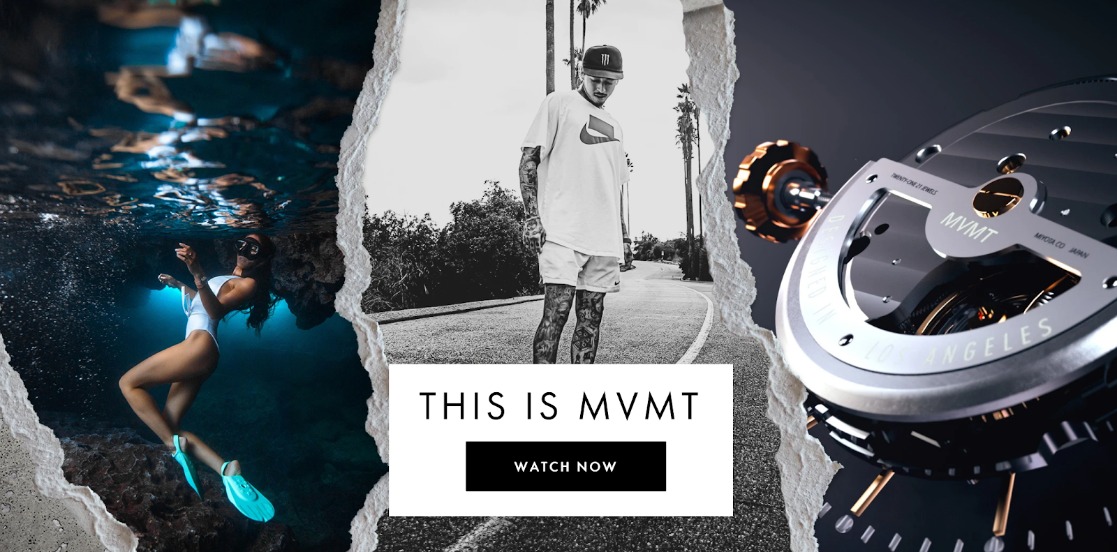 MVMT | Premium Watch Brand for Men + Women