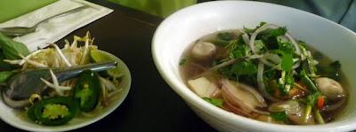 vegan pho, Pho PDX, now Luc Lac Vietnamese, Portland, Oregon