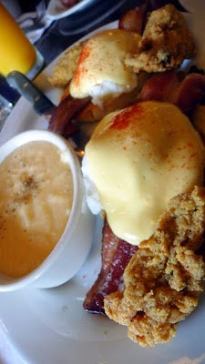 Southern Brunch at Screen Door, Portland Oregon