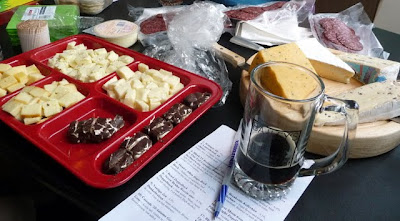 Pics from Yesterday: Bailey's Taproom Germanfest, Cartopia for FourSquare Day