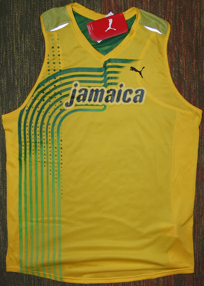 puma jamaica singlet