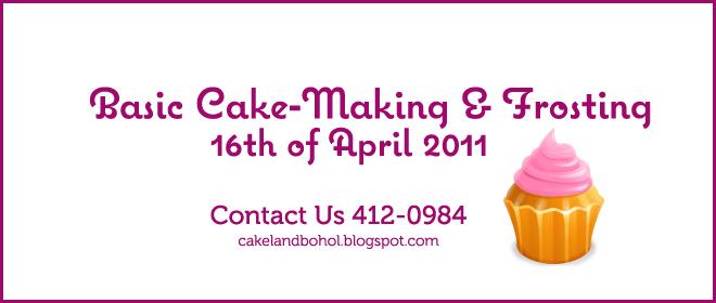 basiccakesandfrosting - Basic Cake-Making & Frosting - Free Advertisement