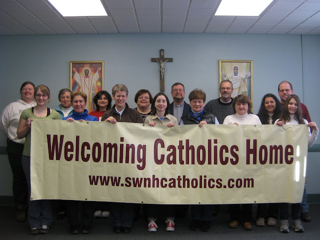 Welcoming Catholics Home Group