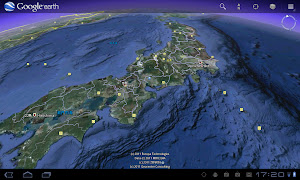 Google earthイメージ