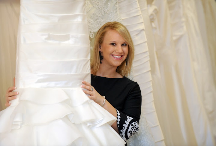 Featured! Stacy Fork of The Gown Shop - TwoFoot Creative