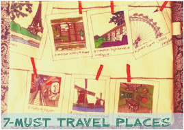 A Brown-haired Guy with His Lomo & 7-must Travel Places