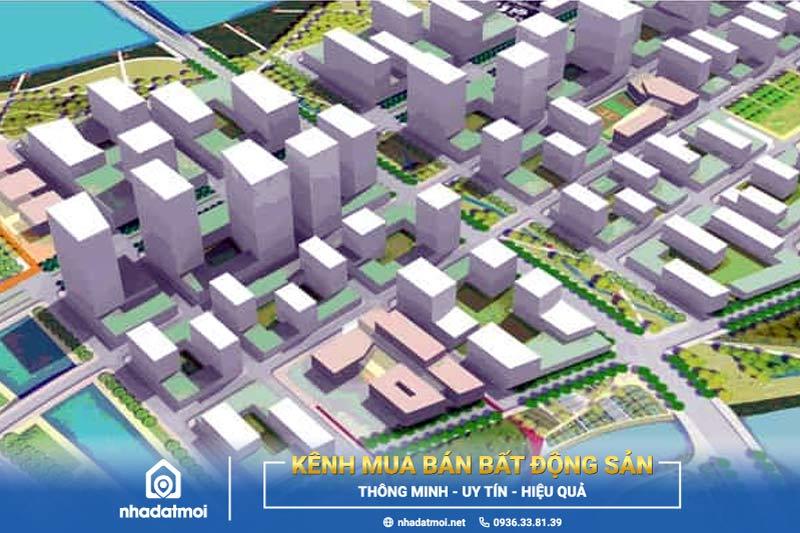 dự án khu đô thị thủ thiêm 3