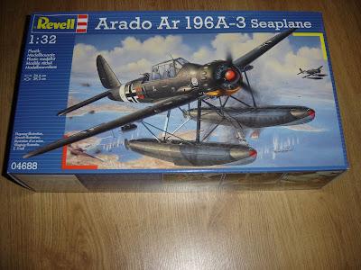 Arado AR 196A-3 – Revell 1/32