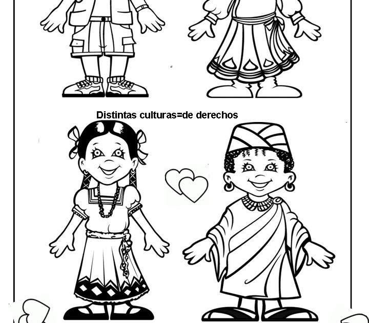 Not To Discriminate Free Coloring Pages Coloring Pages