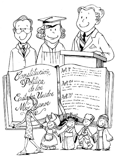 constitution coloring sheets