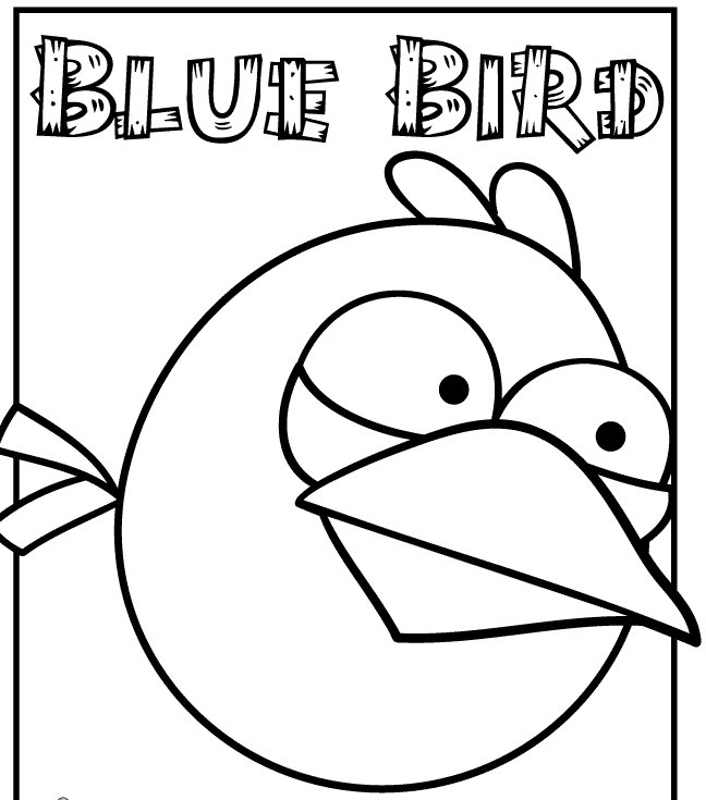All Angry Birds Go Coloring Pages Coloring Pages