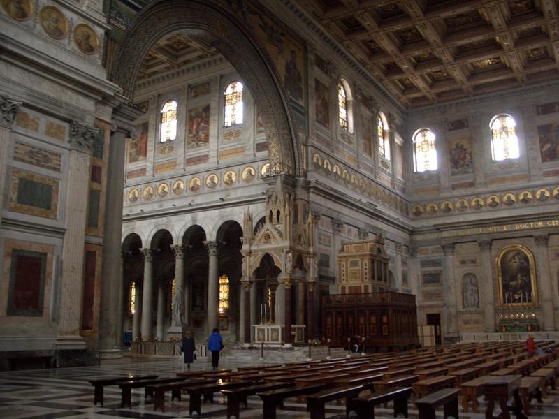 базилика святого павла
