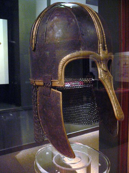 англосаксонский коппергейтский шлем