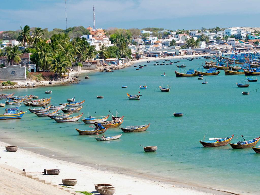 Thiên đường nghỉ dưỡng mới Mũi Né Bình Thuận đang trong tay đại gia nào?
