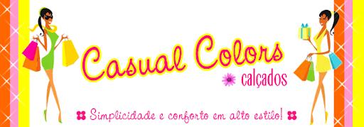 * Casual Colors Calçados *