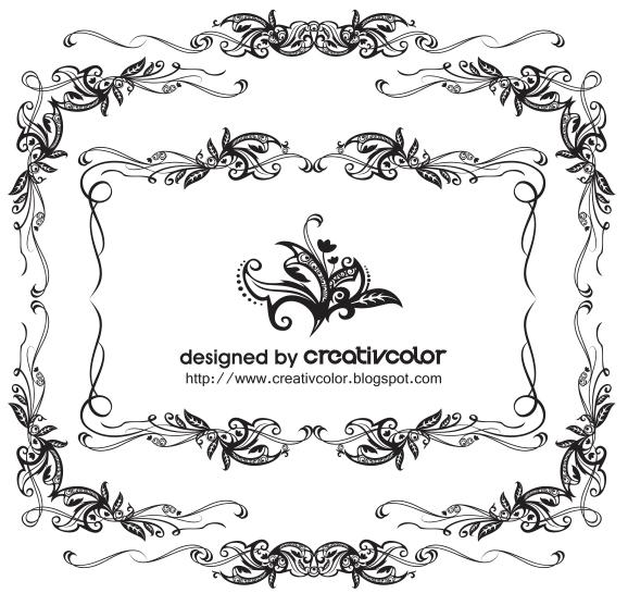 Corak Kerawang Vector Joy Studio Design Gallery Best Picture