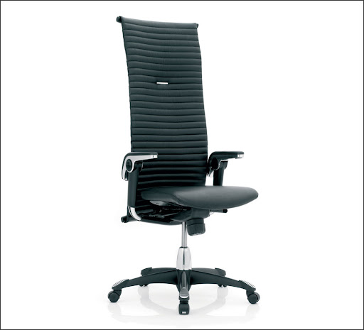 bush executive office chairs with high back