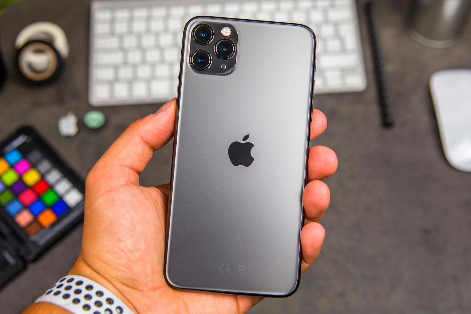 Краткий обзор нового iPhone 12