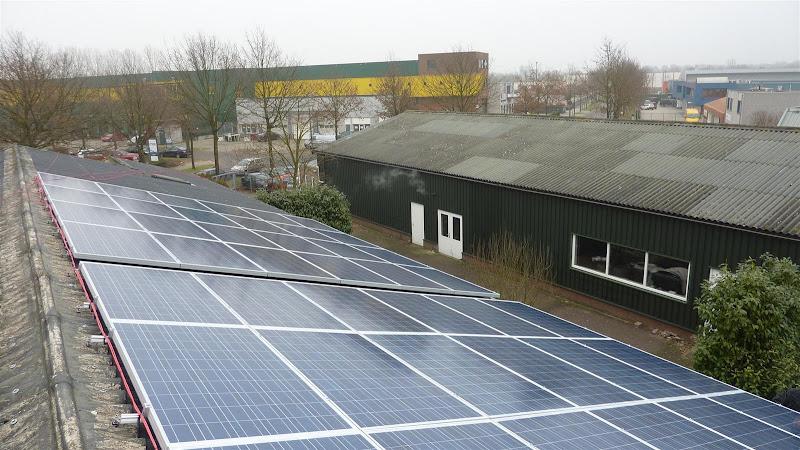 Zonnepanelen Veenendaal, 11.280 Wattpiek