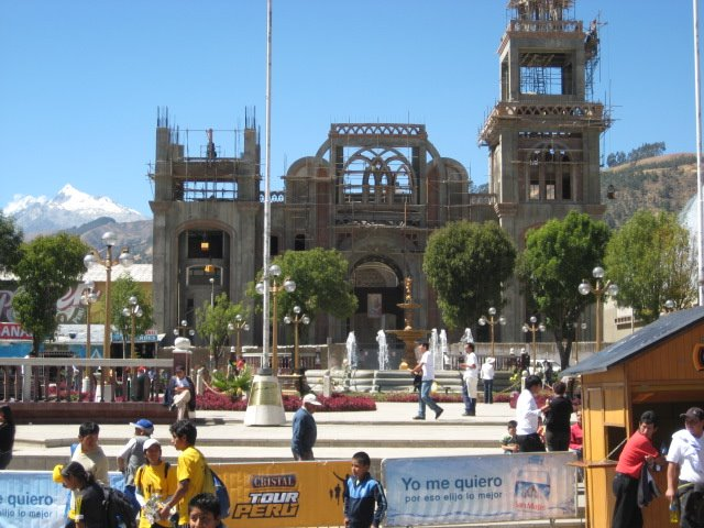 Where I've Been: Huaraz, Peru