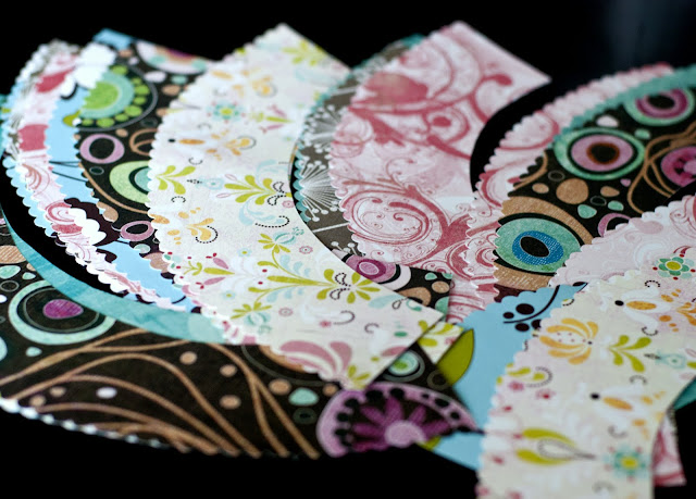 D.I.Y. Cupcake Wrappers | Mother's Mementos