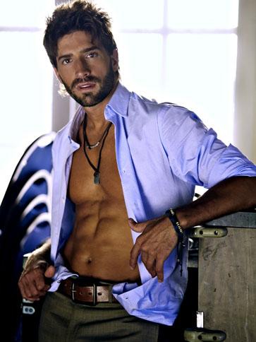 Argentinean Model Davi...