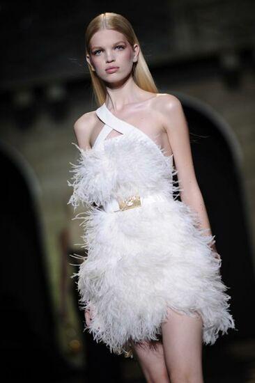 Versace,colección otoño invierno 2011