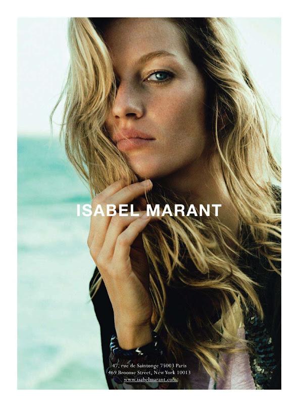 Isabel Marant, campaña primavera verano 2011