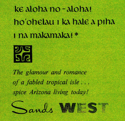 Sands West multifamily designed by E. T. Wright in Scottsdale