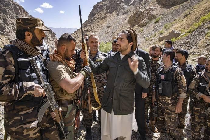 Who is Ahmad Massoud?