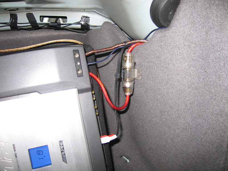 beemer lab formerly pla 5 e60 audio wiring subs into    1500 x 1125