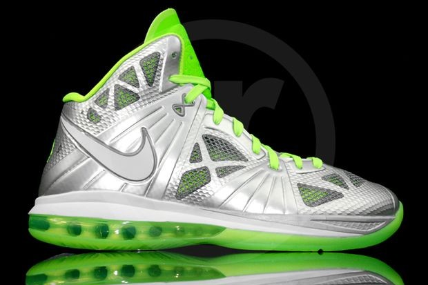 lebron 8 dunkman. detailed look at nike lebron 8 ps mean greensilver dunkman lebron .