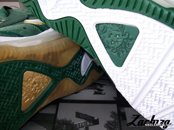Nike LeBron 8 V1 SVSM Home Player Exclusive New Images